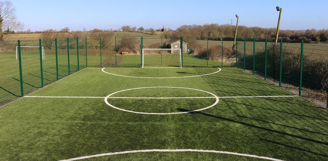Dunton amp Broughton Rangers Football Club Recycled 3G