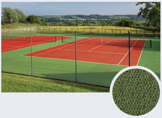 Tennis Court Surfacing Options Dura Sport